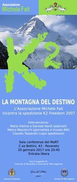 K2 La montagna del destino