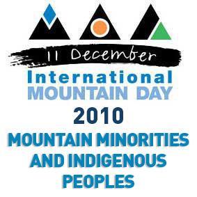 International Mountain Day 2010